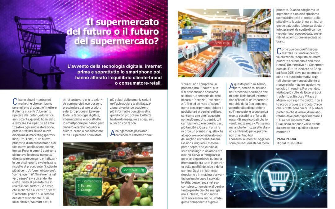 Il supermercato del futuro?